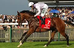 2006 winner Sir Percy