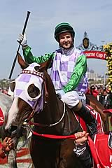 Michelle Payne and Prince Of Penzance