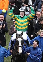 Synchronised and AP McCoy