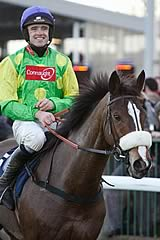 Ruby Walsh & Kauto Star