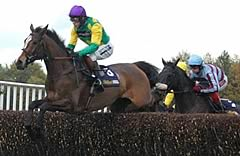 Kauto Star and Mick Fitzgerald