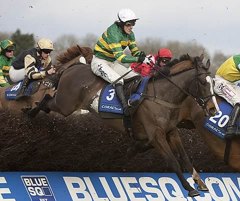 AP McCoy and Synchronised